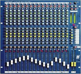 Allen and Heath Wizard 16-2 mengpaneel