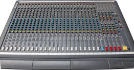 Soundcraft Delta 24 mengpaneel
