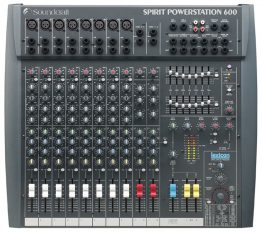 Soundcraft spirit powerstation